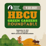 HBCU Green Careers Roundtable, 9.22.21, 5-6:30 pm