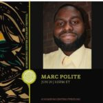 Harlem's Own Marc Polite to be featured at Virtual Schomburg Literary Festival 2021 (June 14-19)