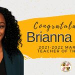 The Doni Glover Show: Brianna Ross, Maryland Teacher of the Year
